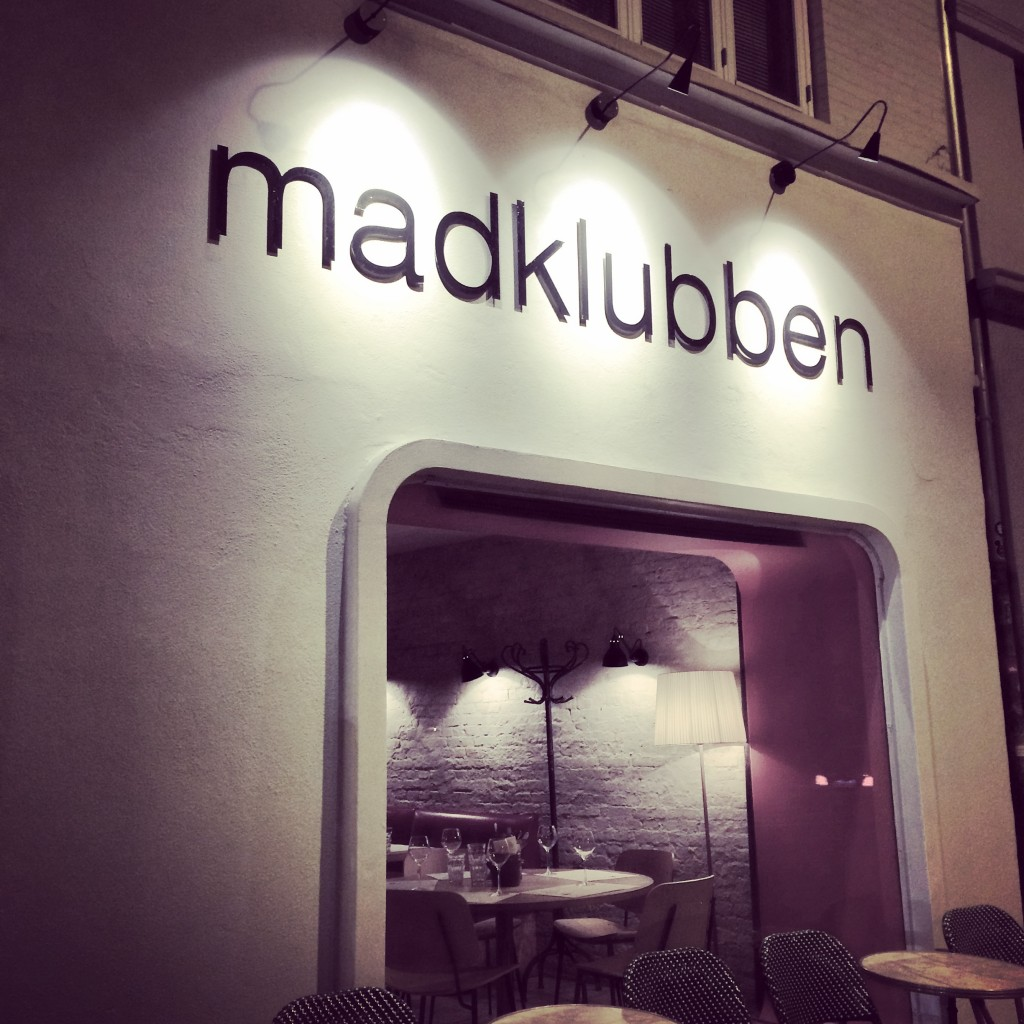 Madklubben. For Fine Dining. Not Raving.
