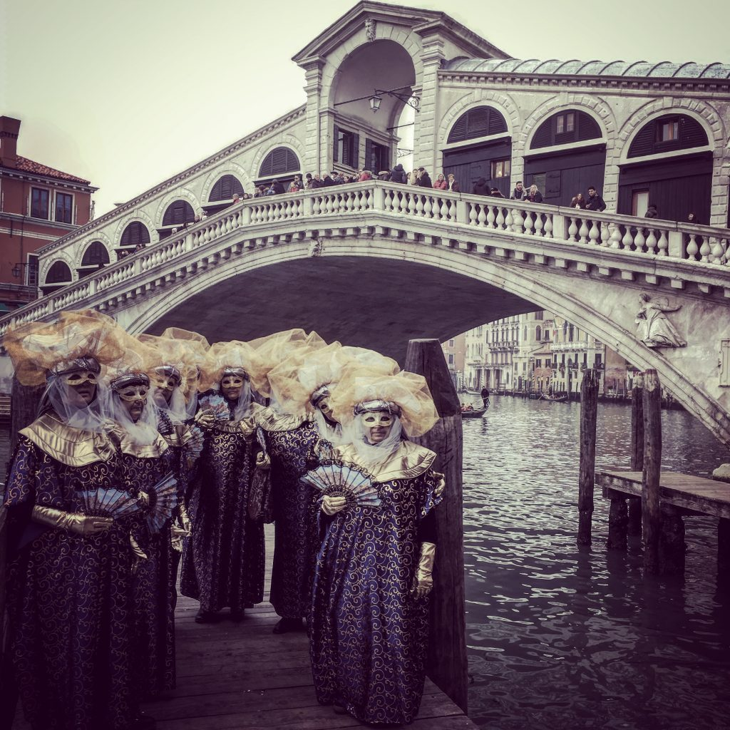 The Move #15 : Venezia Carnevale