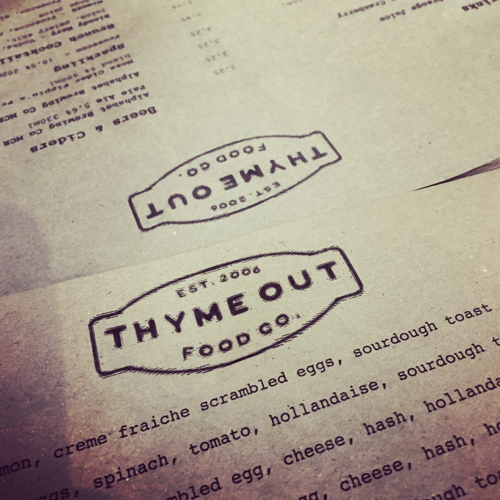 Thyme Out Delicatessen