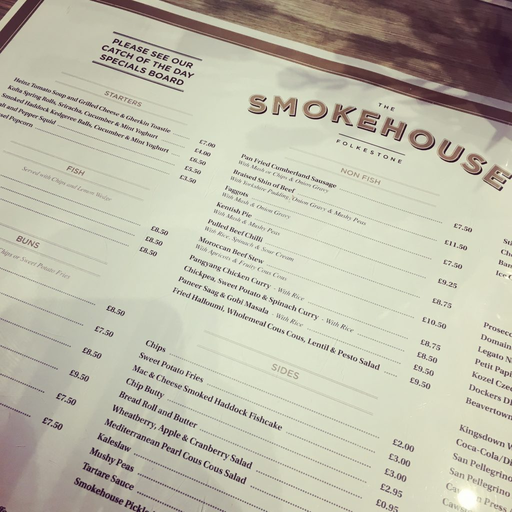 The Smokehouse, Folkestone