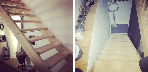 The House Renovation : The Stairs