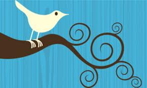 Tweet, tweet - keep in touch :)