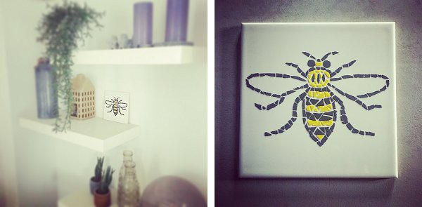 Manchester Bee by Amanda McCrann