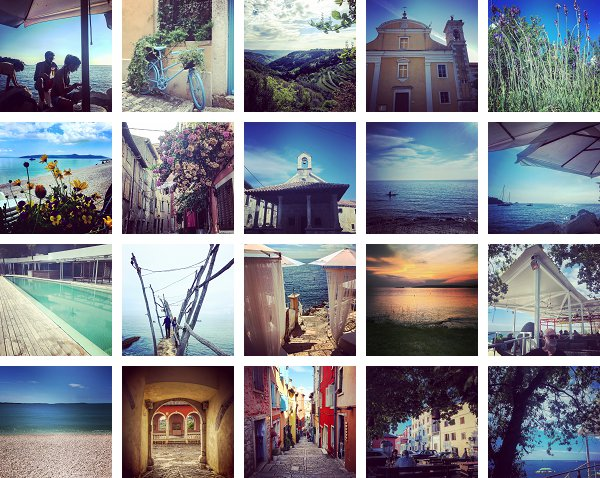 A snapshot of Istria...