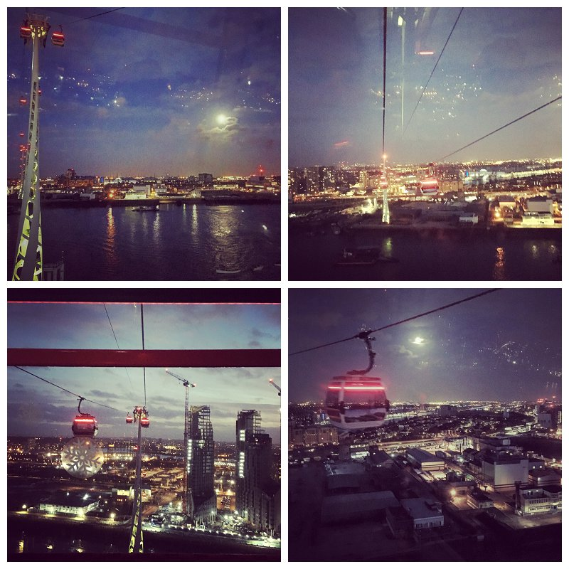 The Emirates Air Line, Greenwich