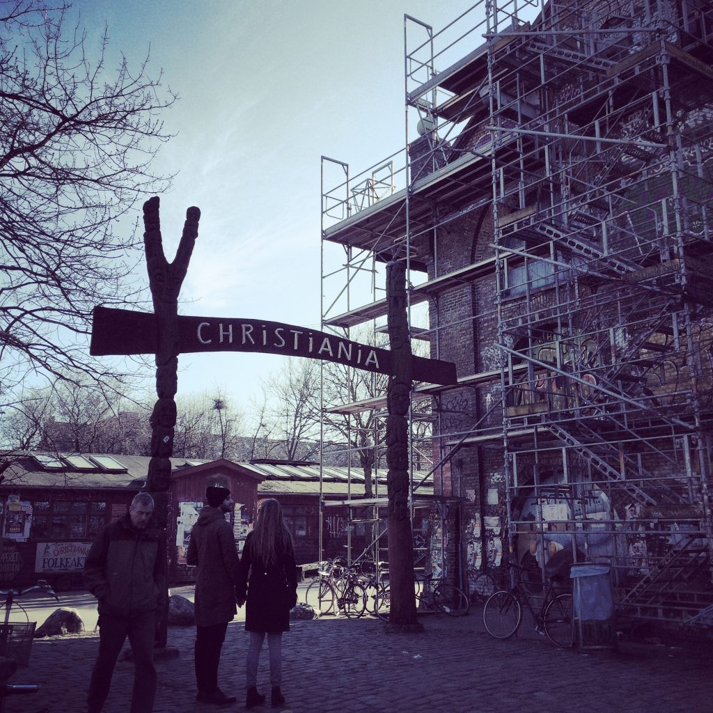 Welcome to Freetown Christiania, Copenhagen