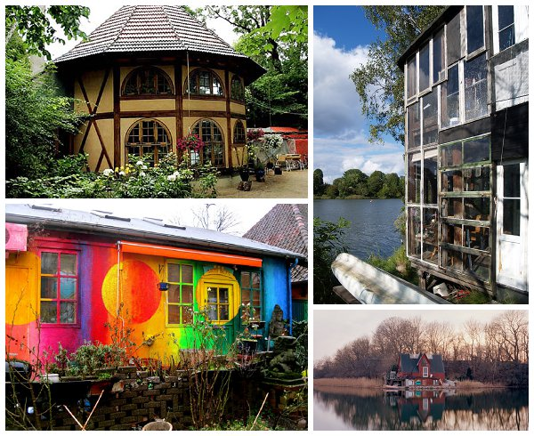 Colourful Christiania