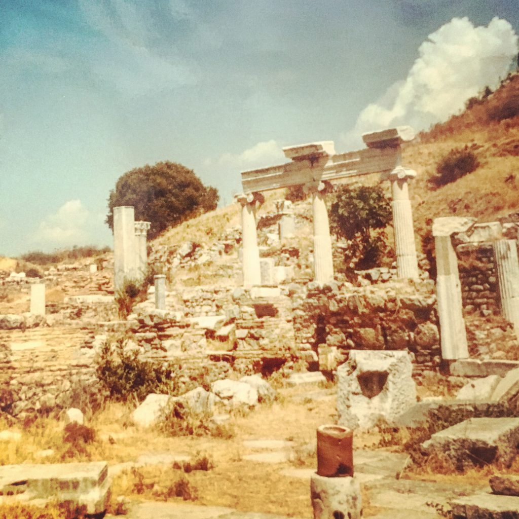 Ephesus, Unesco World Heritage site, Turkey