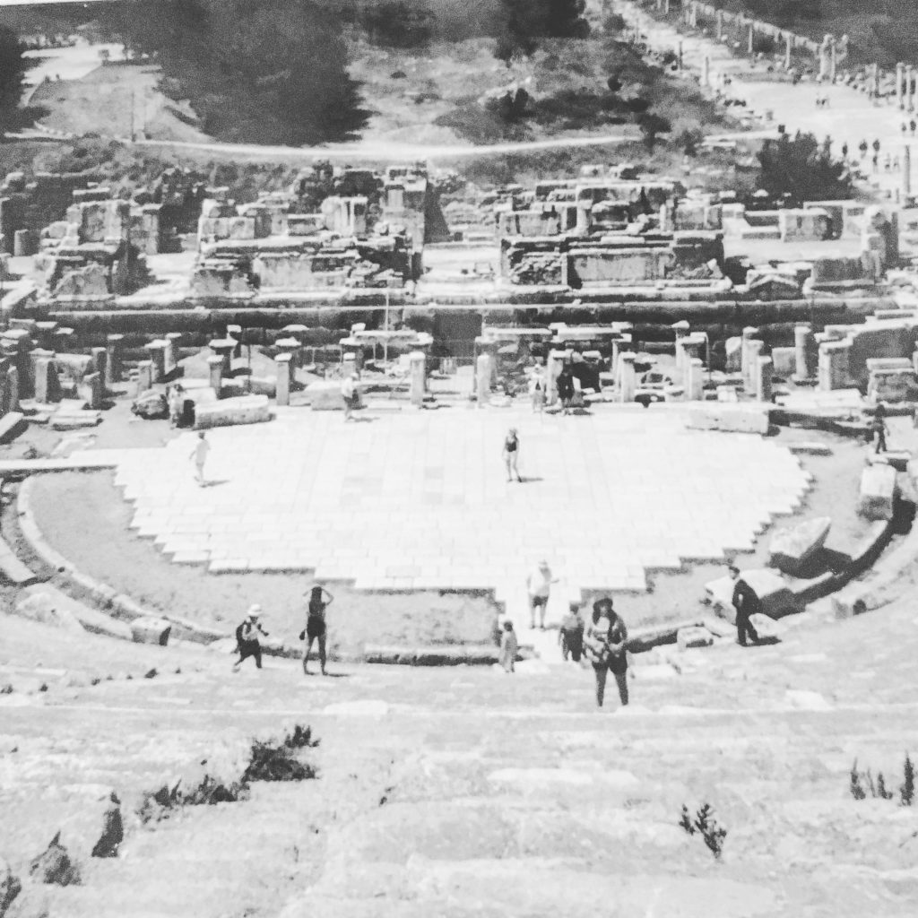 The Theatre, Ephesus
