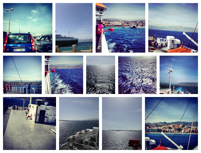Crossing to Sicily