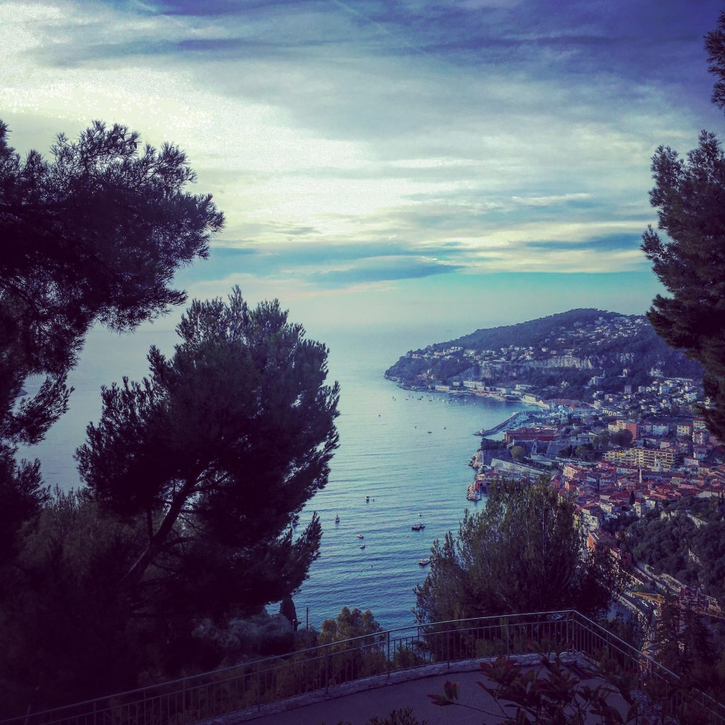 Onwards from Nice…