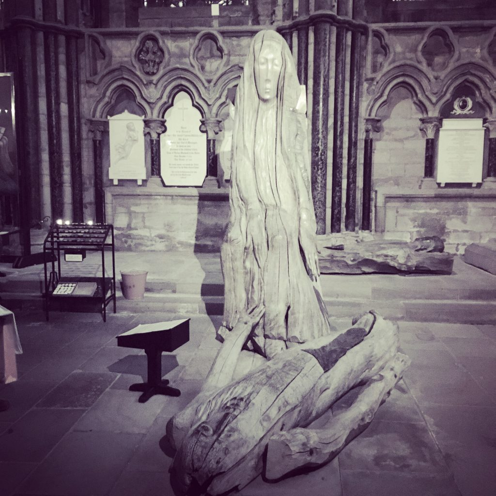 The Pieta, Durham Cathedral